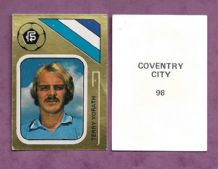 Coventry City Terry Yorath Wales 98